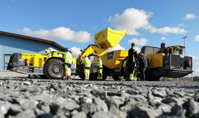 Electrics to drive zero emission mines - State of Play: Electrification report