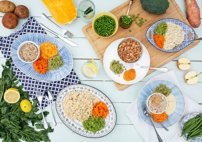 How an innovative startup is plating up life-changing texture modified food