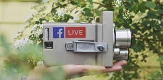 facebook live camera