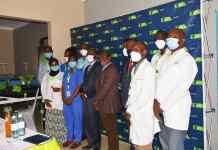 KCB Uganda donates medical equipment to Sanctuary Medical Foundation