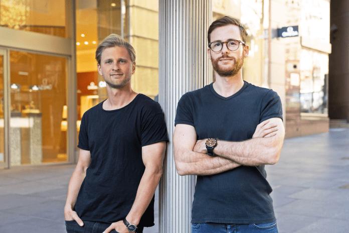 Deferit's Mat Blas and Jonty Hirsowitz
