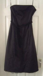 The bargain basement dress!