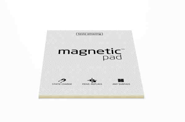 Magnetic Pad Transparent