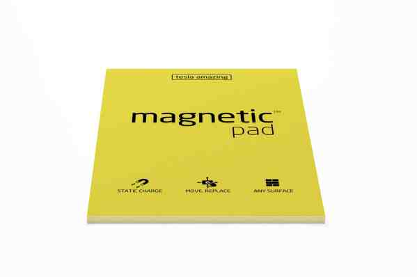 Magnetic Pad Yellow
