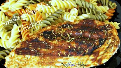 Smoked Paprika Chicken / Busy Mom's Helper