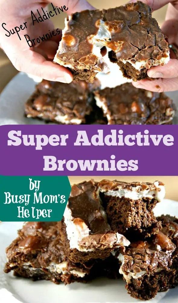 Super Addictive Brownies Recipe