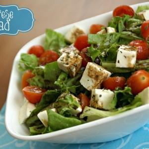 Caprese Salad / Busy Mom's Helper