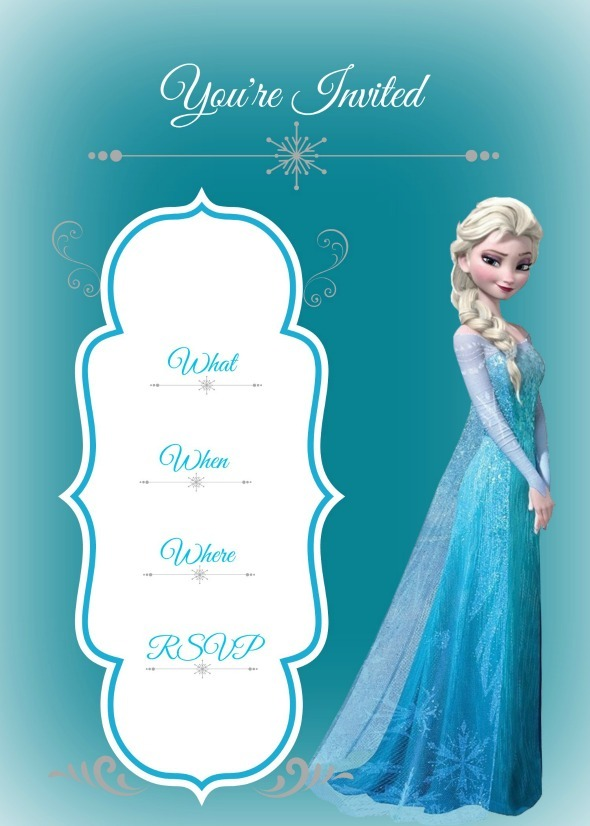 Frozen Birthday Party By Busy Moms Helper Disney Olaf Elsa