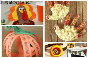 50+ Amazing Thanksgiving Activities for Kids