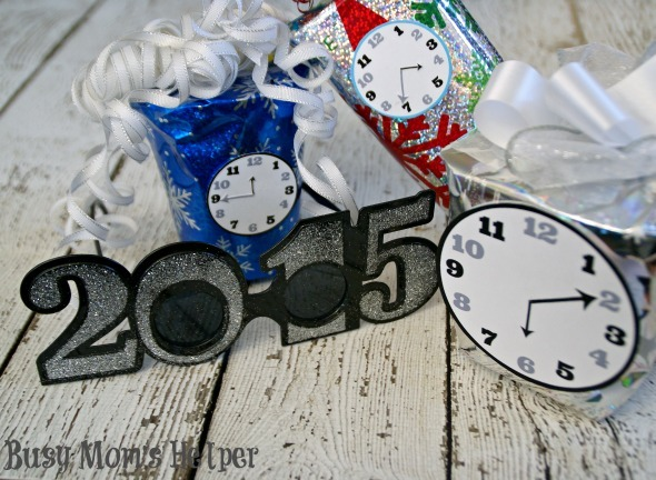 New Year's Eve Countdown Goodies / by Busy Mom's Helper #DTVSC #ad #NewYears #Countdown