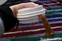 Frozen's Olaf Treat Jar from Yahoo! DIY / by Busy Mom's Helper #YahooDIY #Olaf #Frozen