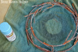 Make Your Own Frozen Chandelier / by Busy Mom's Helper #Frozen #Craft #Decor