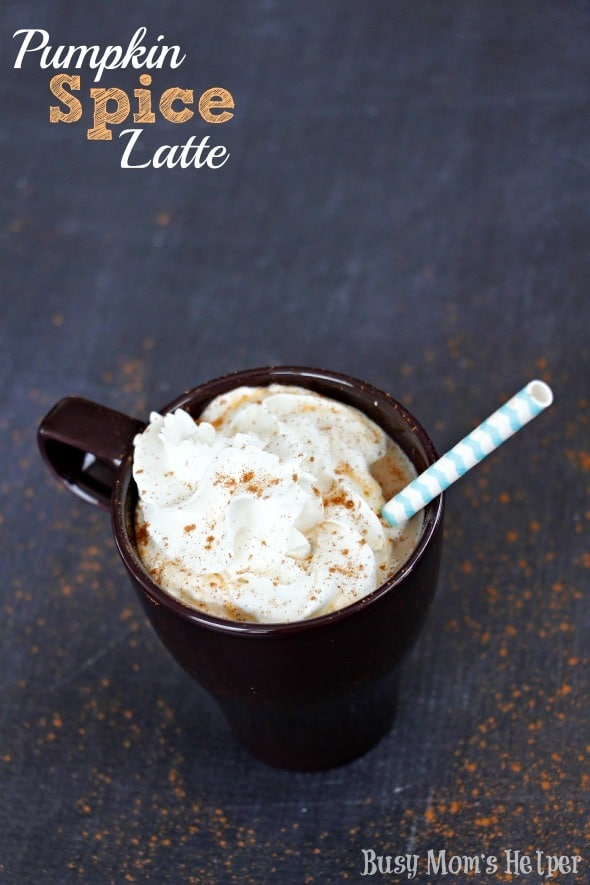 Pumpkin Spice Chai Latte / by Busy Mom's Helper