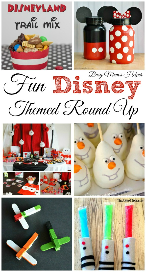 Fun Disney Round Up / by Busy Mom's Helper