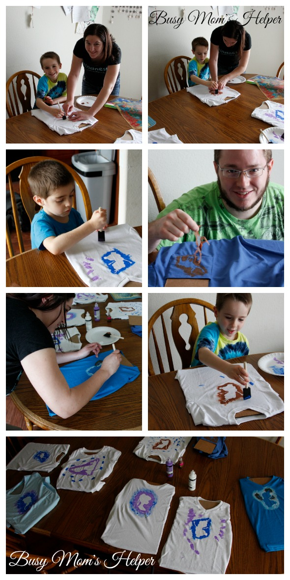 DIY Frozen Shirts / by Busy Mom's Helper #SouperPower #CleverGirls #