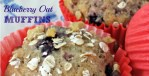 Blueberry Oat Muffin by Juggling Act Mama for Busy Mom's Helper Feature