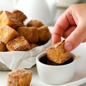 Cinnamon French Toast Bites / by Recipe Tin Eats / Round up on Carrie Elle