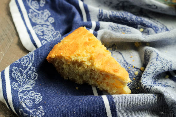 Gluten-Free Cornbread l Steph in Thyme for Busy Mom's Helper