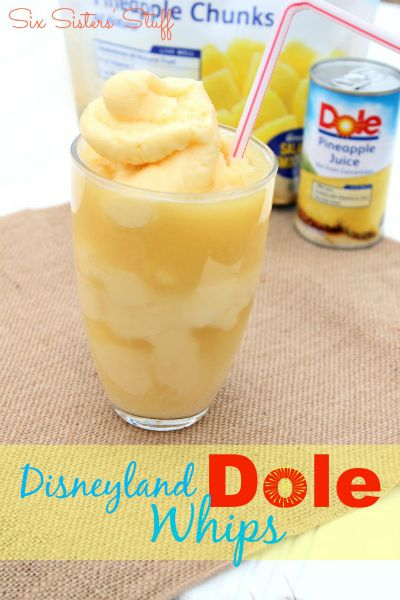 Disney Dole Whip / by Six Sisters' Stuff / Round up by Busy Mom's Helper