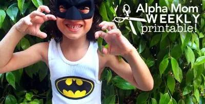 DIY Superhero Shirts / by Alpha Mom / Round up by Busy Mom's Helper