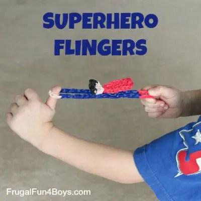 Rainbow Loom Flingers / by Frugal Fun 4 Boys / Round up by Busy Mom's Helper