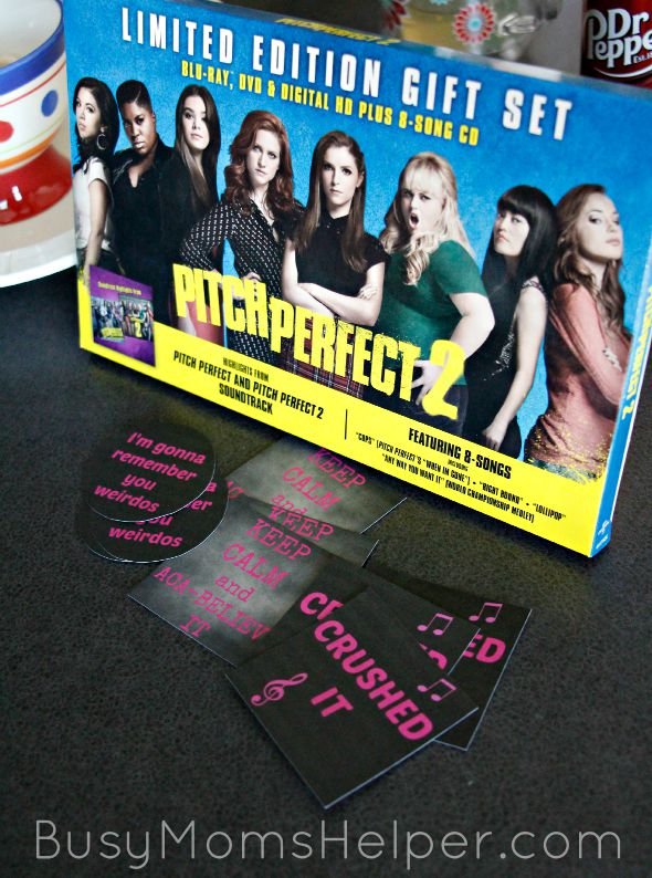 Printable Quotes from Pitch Perfect 2 / by Busy Mom's Helper #ThePitchesatWMT #Pmedia #ad @walmart