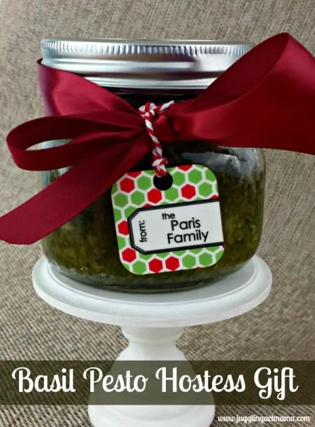 Hostess-Gift-Basil-Pesto-from-Juggling-Act-Mama
