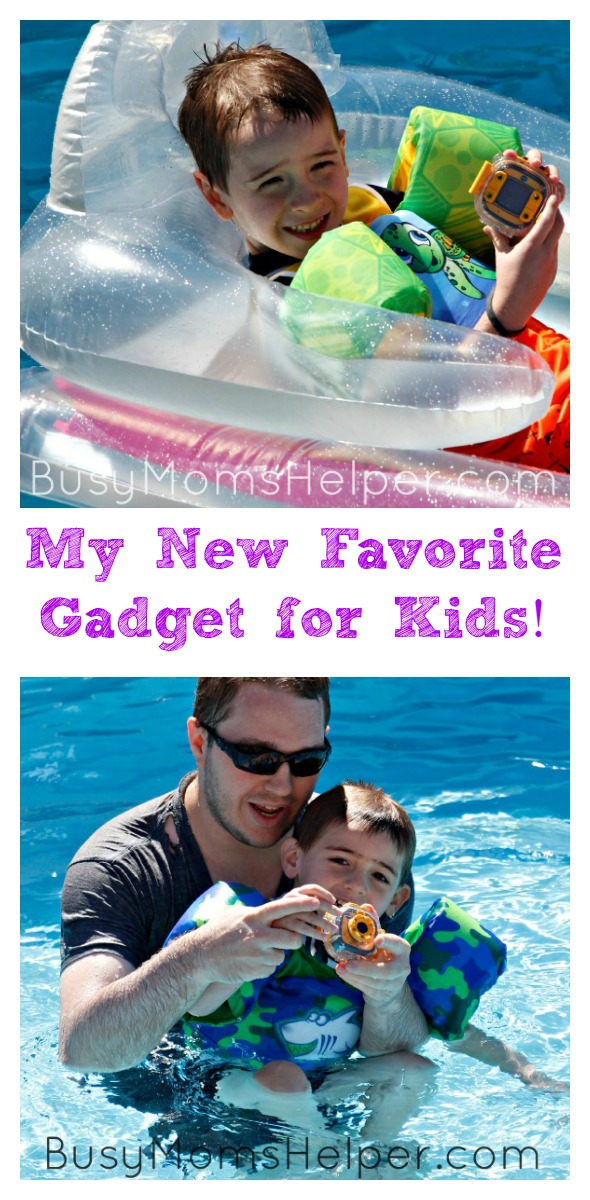 My New Favorite Gadget for Kids / by Busy Mom's Helper #sponsored