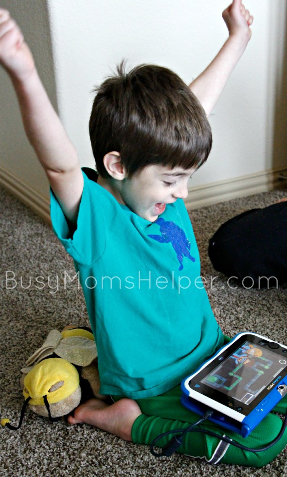 Fun While Learning with Innotab / by BusyMomsHelper.com / Plus a Giveaway! #sponsored
