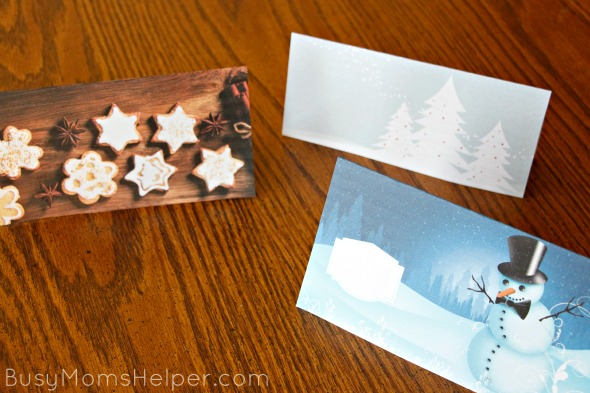 Free Printable Treat Bag Toppers for Holiday Gift Giving / by BusyMomsHelper.com #ad @graphicstock