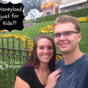 Disneyland Just for Kids? Think Again!
