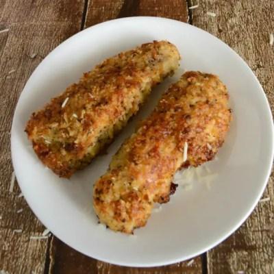 Cheesy Baked Chicken