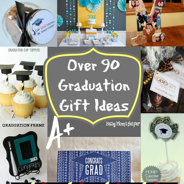 90 Graduation Gift Ideas