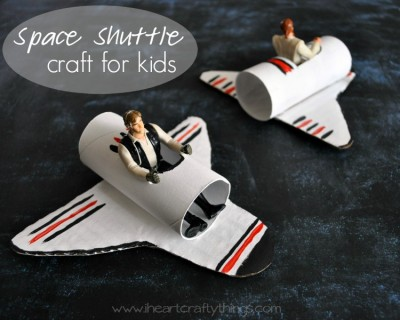 Space Shuttle Craft 2