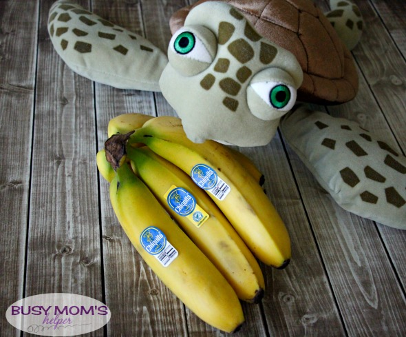 Go Bananas for Disney with a Chiquita Smile and you could win a Walt Disney World Vacation / by BusyMomsHelper.com #ad #JustSmile Contest #AwakenSummer
