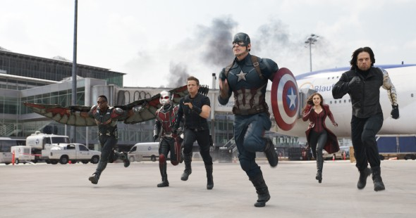 Captain America: Civil War is NOT what I expected / by BusyMomsHelper.com / the surprising twists in Civil War, amazing cast of Civil War, and how much I loved this movie!