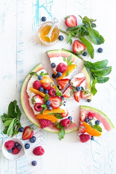 Fruit Pizza Bakers Royale1