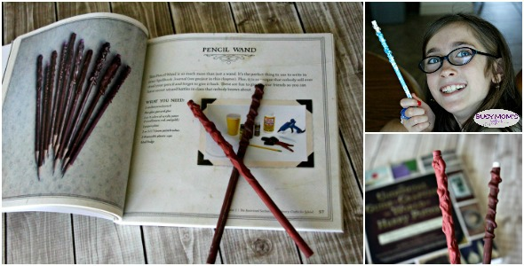 The best Harry Potter Crafts / by BusyMomsHelper.com #ad