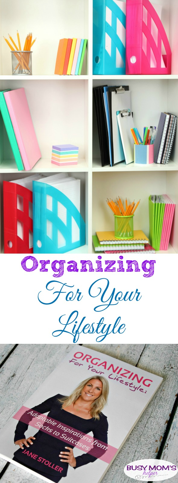 Organizing for Your Lifestyle / genius organization hacks and ideas #ad