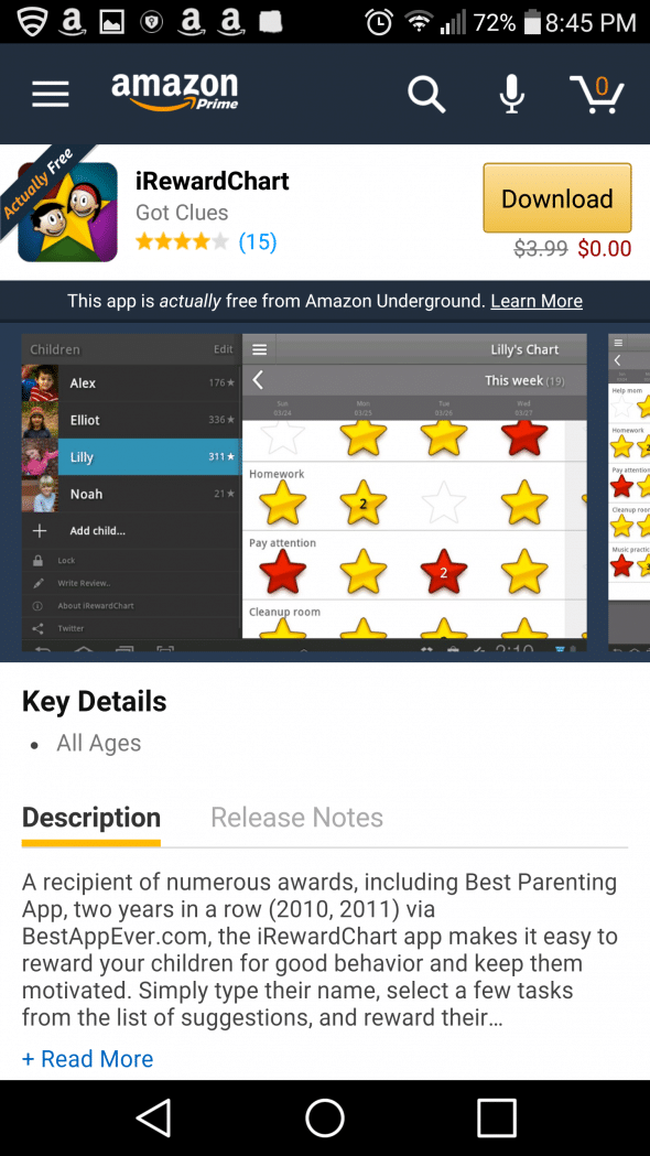 The Best Family Apps - FREE on Amazon Underground! #ad #AmznUnderground