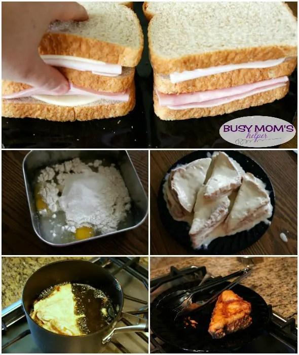 Copycat Disneyland Monte Cristo Sandwich
