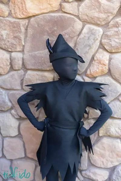 Peter Pan Shadow Costume (10 of 11)