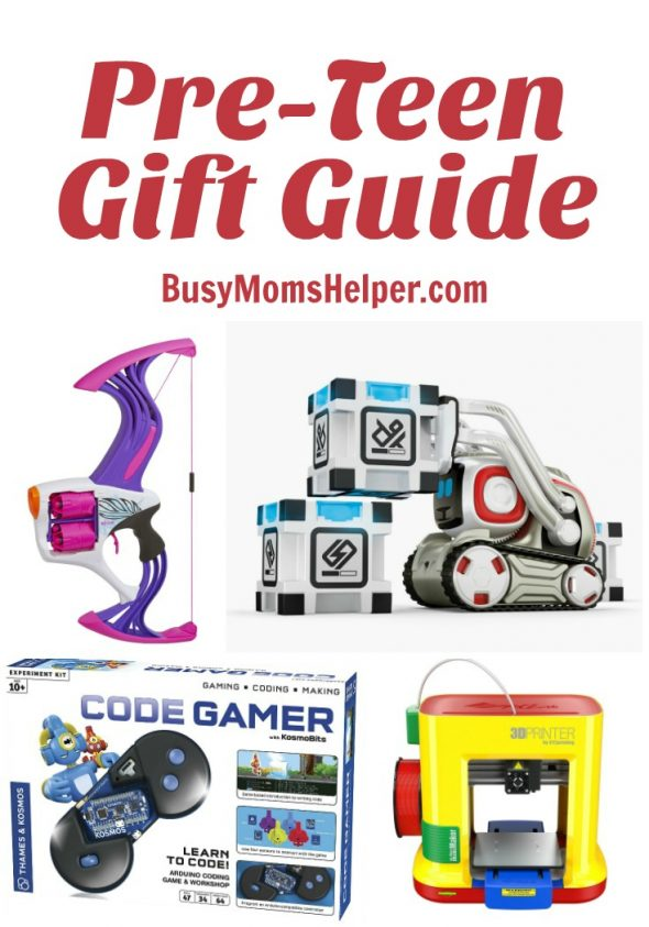 Gift Guide: Best Gifts for Pre-Teens (affiliate)