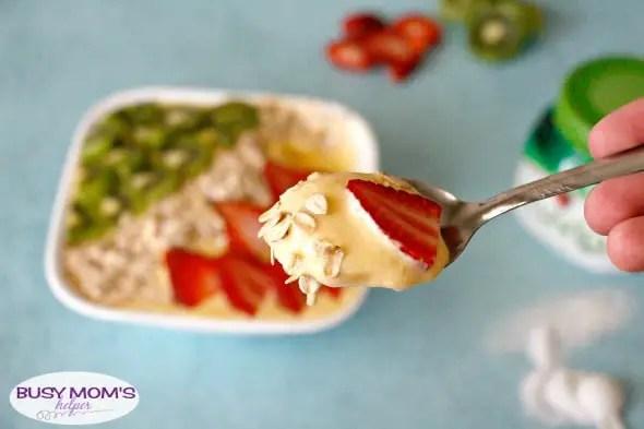 Peach Mango Smoothie Bowl #TasteTruvia #CB #ad #Truvia