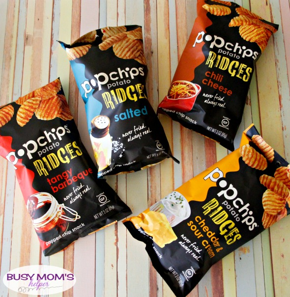 Healthy Snacking Cheese Roll / a Kid-Friendly Recipe for the Big Game, this PopChips Cheese Roll is the perfect snack! #PopChipsBigGame #ad @PopChips