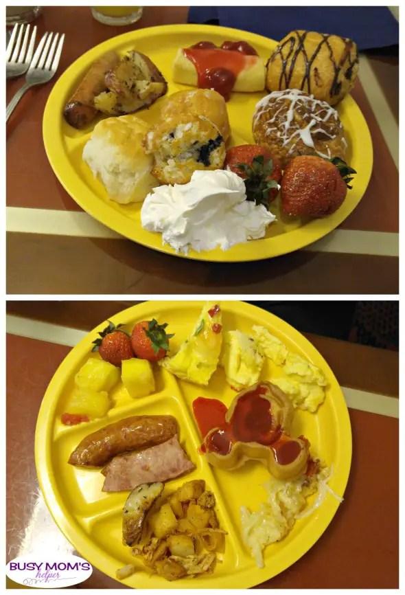 Chef Mickey's Breakfast at Walt Disney World