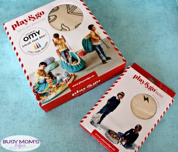 Play & Go Play Mat and Storage Bag #sponsored #playandgo @playandgo