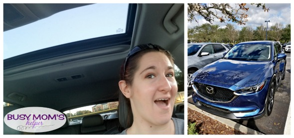 Why the 2017 Mazda CX-5 is the BEST Travel Vehicle #AD #DriveMazda @MazdaUSA