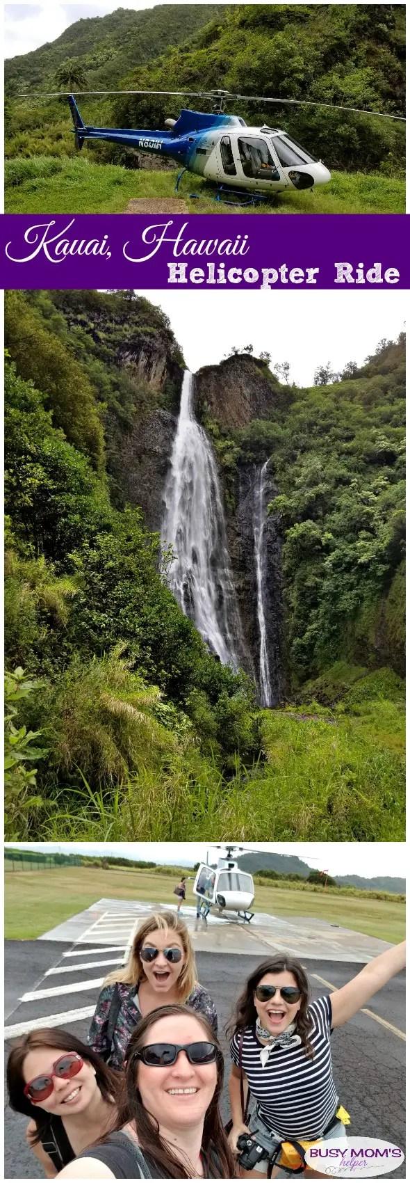 Kauai, Hawaii Helicopter Ride #ad #KauaiDiscovery #hawaii #travel #BMHTravels #kauai