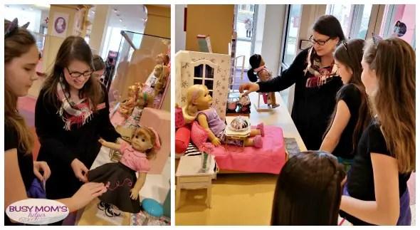 American Girl Doll: Bringing Sisters Together #partner #AGDallas #CharacterCounts